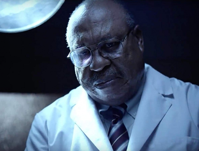 Earl Billings plays the title role in Gosnell: The Trial of America's Biggest Serial Killer.