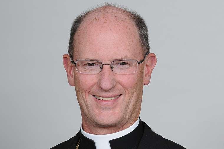 Bishop James Conley