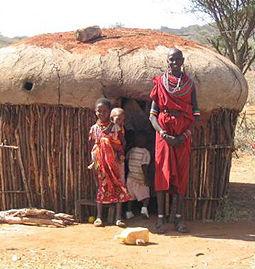 Kenyan family