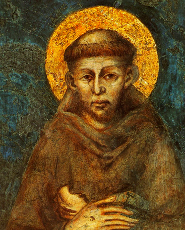 St. Francis of Assisi by Cimabue