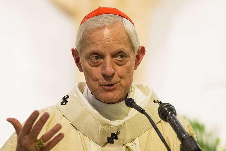 Cardinal Donald Wuerl of Washington