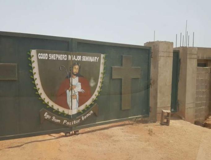 Good Shepherd seminary in Kaduna, Nigeria.