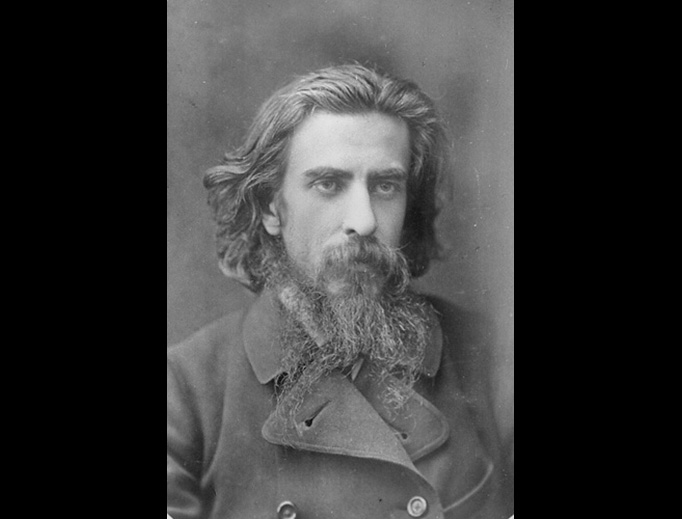 Vladimir Solovyov, c. 1890