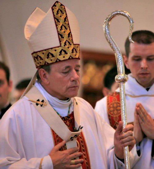 Archbishop J. Michael Miller of Vancouver, Canada
