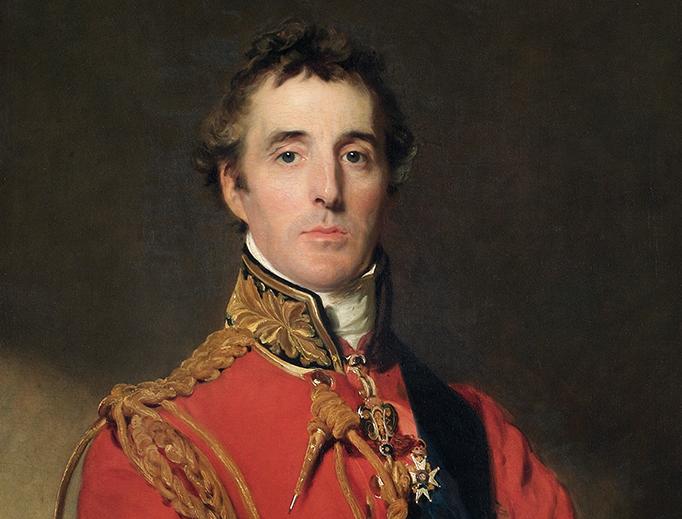 "Thomas Lawrence (1769-1830), ""Arthur Wellesley, 1st Duke of Wellington"""