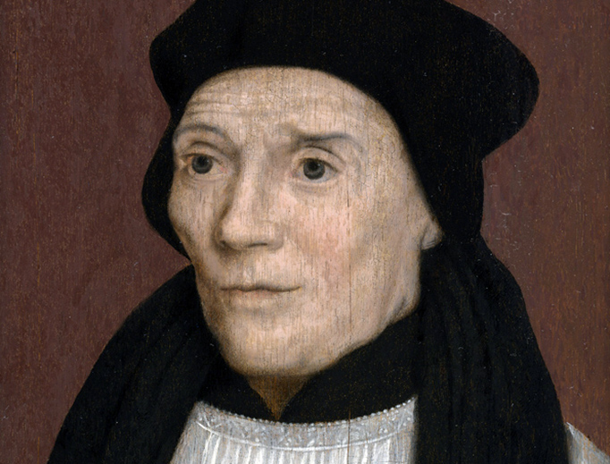 """Hans Holbein the Younger (1497-1543), """"John Fisher"""""""