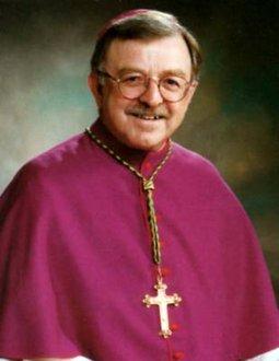 Calgary Bishop Fred Henry