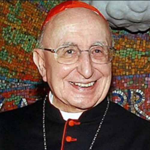 Cardinal Giacomo Biffi, archbishop emeritus of Bologna, died July 11.