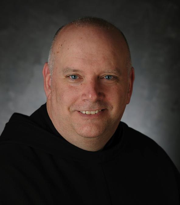 Franciscan Father Sean Sheridan