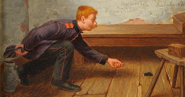 By Heinrich Modersohn (1855–1903)
