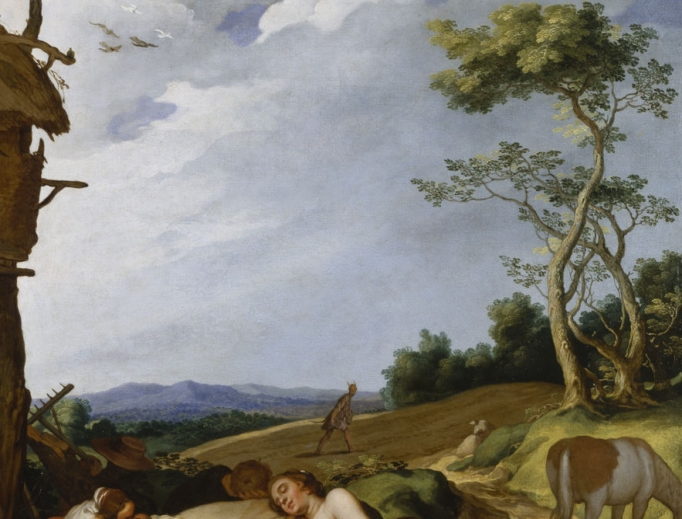 Abraham Bloemaert, Parable of the Wheat and the Tares