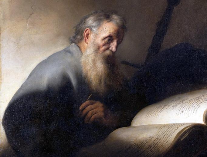 "Jan Lievens (1607-1674), ""St. Paul the Apostle"""
