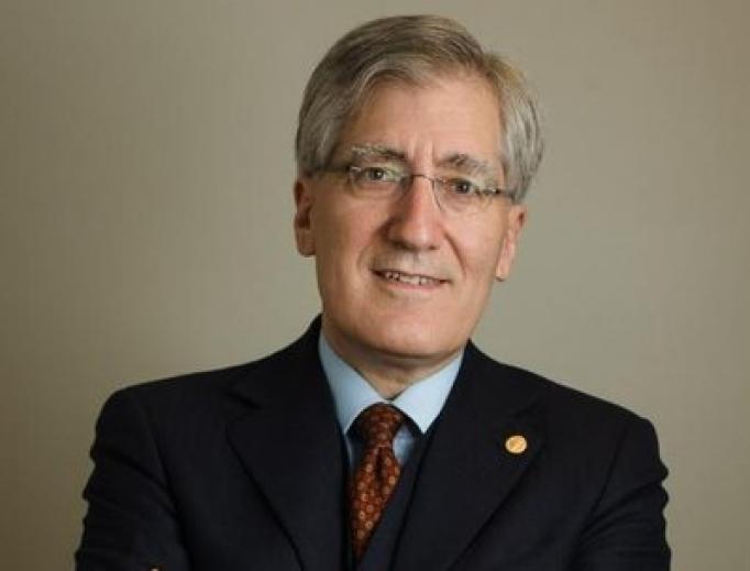 Princeton professor Robert George