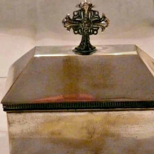 St. Kateri reliquary