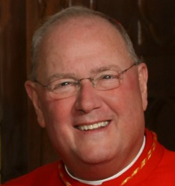 Cardinal Timothy Dolan of New York