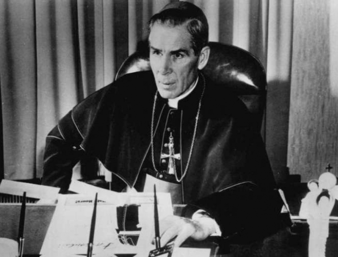 Venerable Fulton Sheen.
