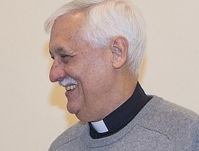 Jesuit Father Arturo Sosa, 2017.