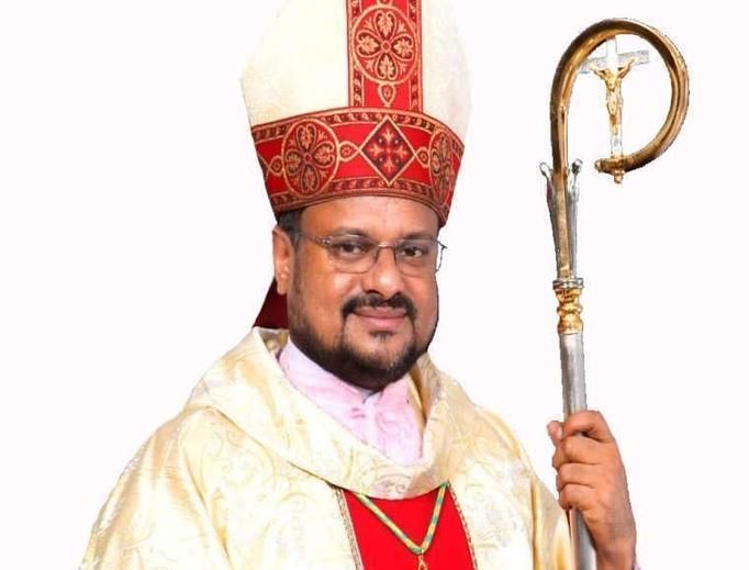 Bishop Franco Mulakkal