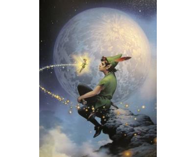 Peter Pan & Tinker Bell