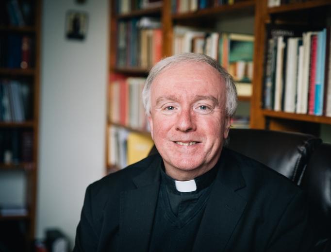 Bishop Philip Egan.