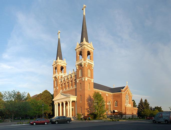 Gonzaga University Chapel
