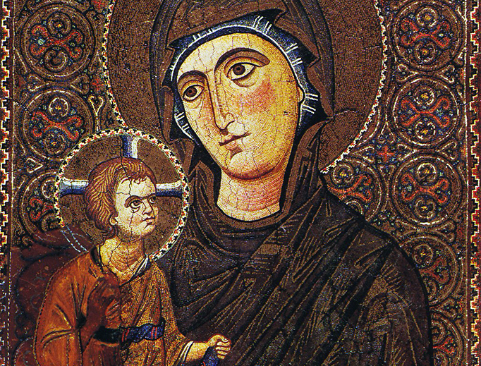 Icon from Saint Catherine's Monastery, Sinai