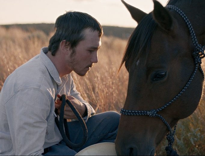 Brady Jandreau is a young Lakota Sioux rodeo star whose story is portrayed in a fact-inspired film.