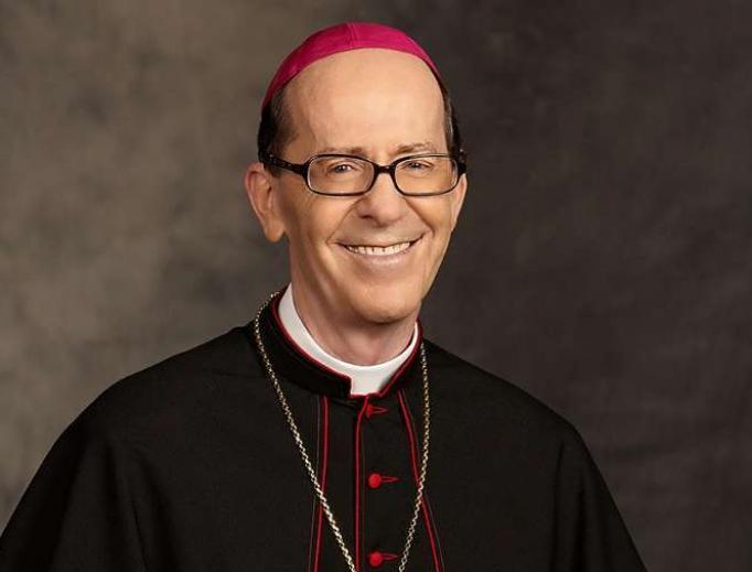 Bishop Thomas Olmsted of Phoenix