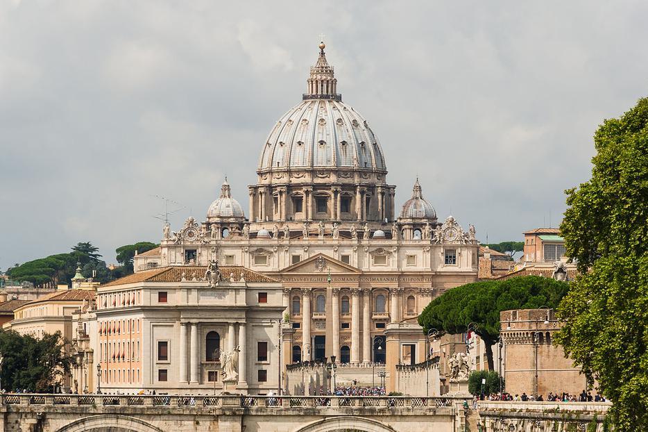 Saint Peters Basilica in Vatican City