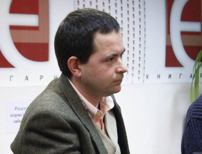 Mykola Symchych