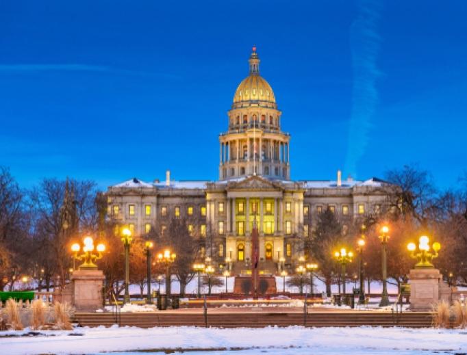 Colorado State Capitol.