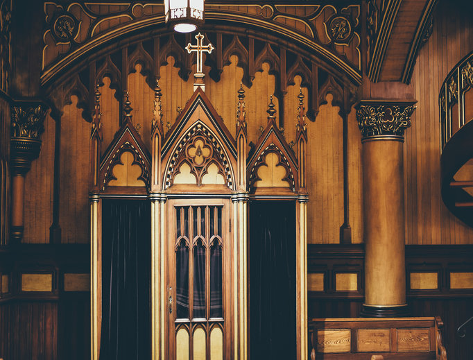 Going to confession is an important part of the Lenten season; 24-hour confession is being held worldwide.