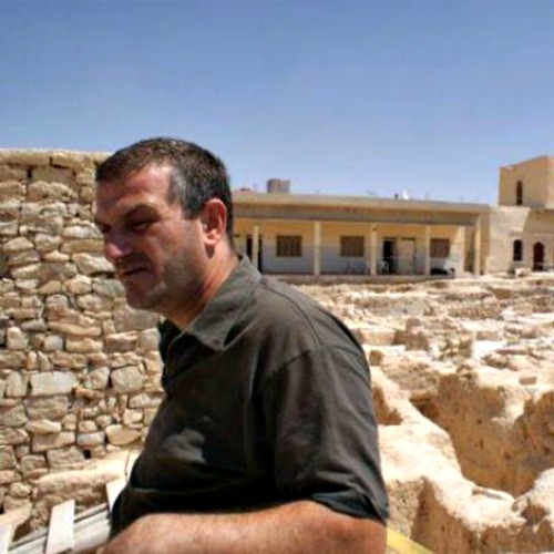 Father Jacques Mourad, who recently escaped from the Islamic State terror group.