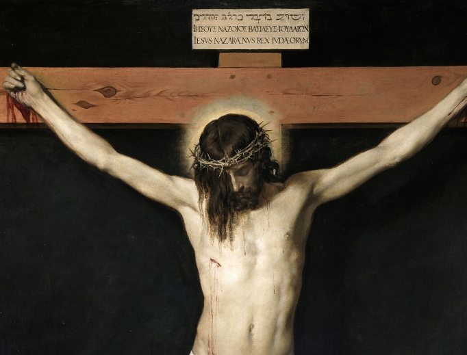 Diego Velázquez, Christ Crucified, 1632
