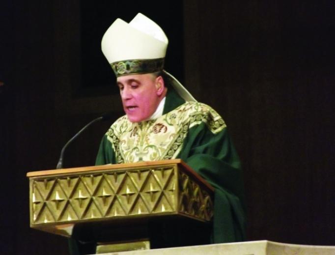 Cardinal Daniel DiNardo, USCCB president