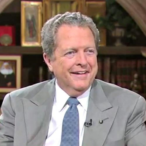 John Klink, president of the International Catholic Migration Commission