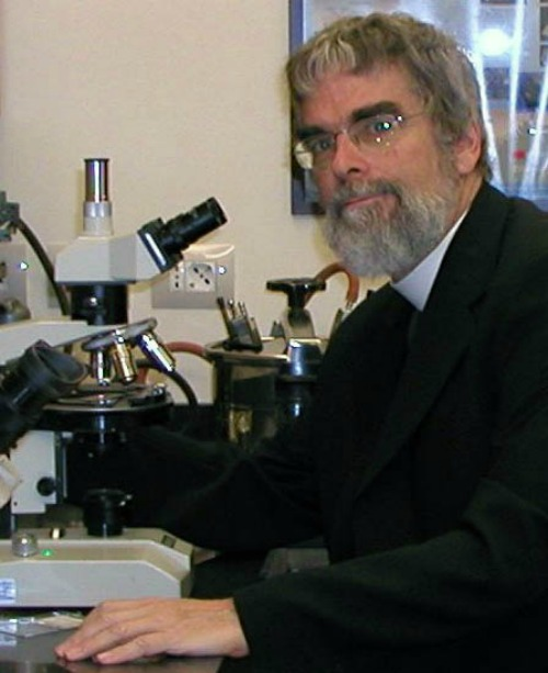 Jesuit Brother Guy Consolmagno