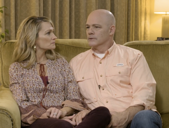 Jeff and Judy share their story in a video published by the Knights of Columbus called 'Protecting Our Children: A Family's Response to Sexual Abuse.'
