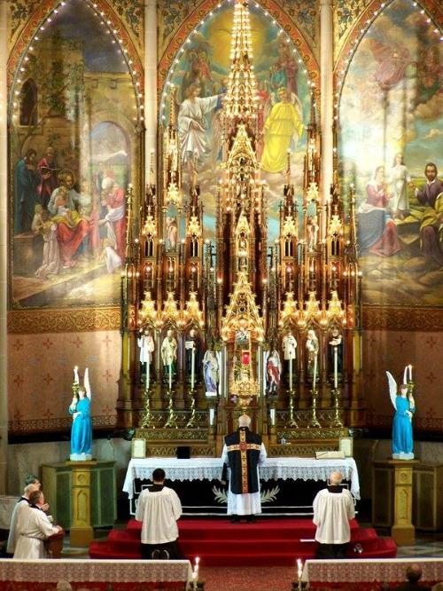 St. Ann's Church in Buffalo, N.Y.