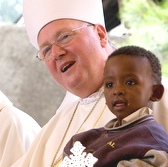 Archbishop Dolan visits Ethiopia.
