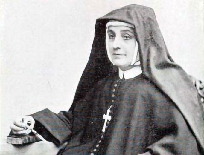 Mother Cornelia Connelly, ca. 1877