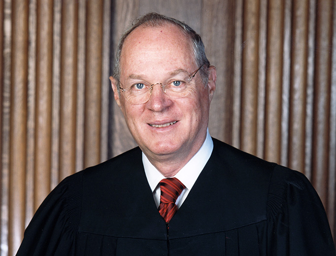 Anthony Kennedy, Associate Justice of the Supreme Court of the United States