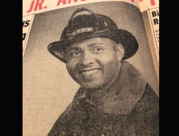 Earl Gage Jr. in an undated photo from the San Francisco Independent newspaper.
