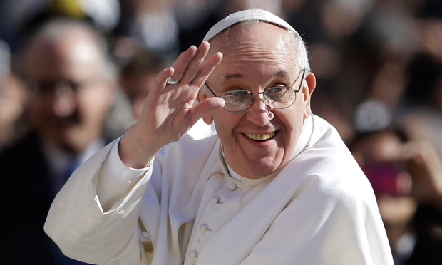Pope Francis has announced his intention to one day renounce the papacy. Here are 6 things to know and share . . .