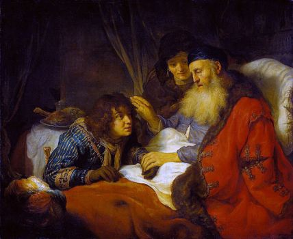 Jacob deceived his father to keep God's promises on track. Was this right?