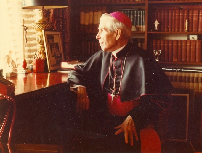 Archbishop Fulton Sheen will be declared 'Blessed' in his home Diocese of Peoria, Illinois, Dec. 21.