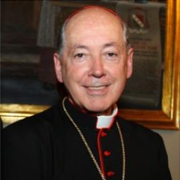 Cardinal Juan Luis Cipriani of Lima, Peru.