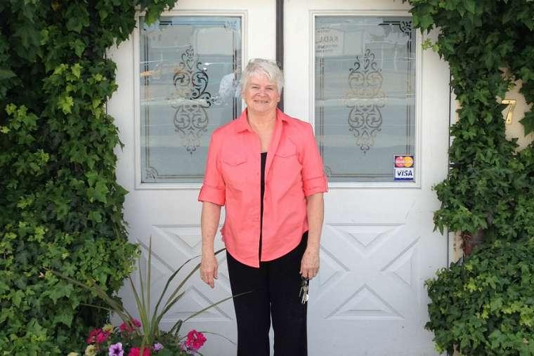 Barronelle Stutzman of Arlene's Flowers