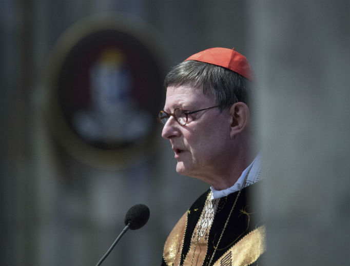 Cardinal Rainer Woelki, archbishop of Cologne.