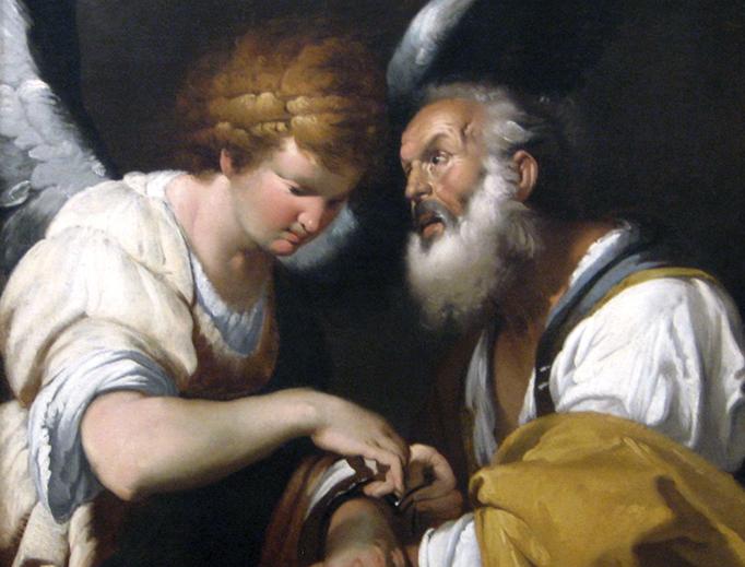 "Bernardo Strozzi, ""The Release of Saint Peter,"" c. 1635"
